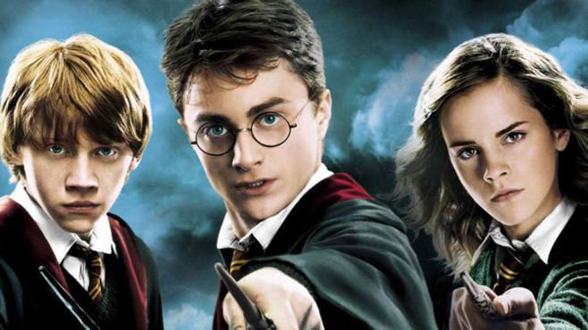 Harry Potter Rollenspiel©Warner Bros
