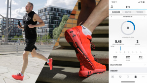 Under Armour Hovr Machina im Test © COMPUTER BILD