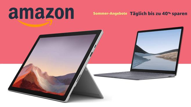 Amazon Surface Angebote©Amazon