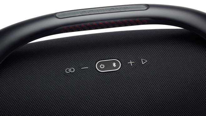 JBL Boombox 2 im Test: Details©JBL