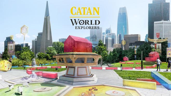 Catan World Explorers©Niantic, Inc.