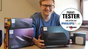 Philips Hue HDMI Sync Box im Lesertest©Elijah Stalla