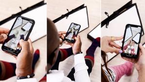 Snapchat: Gucci-Filter©Snap Inc / Gucci