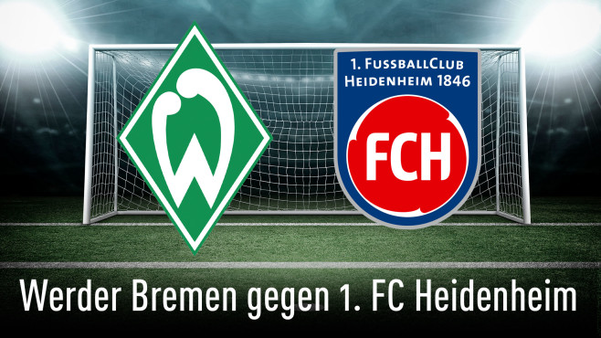 Spielstand Werder Bremen Heidenheim