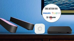 Philips Hue HDMI Sync Box Vorteilspreis©Philips, COMPUTER BILD