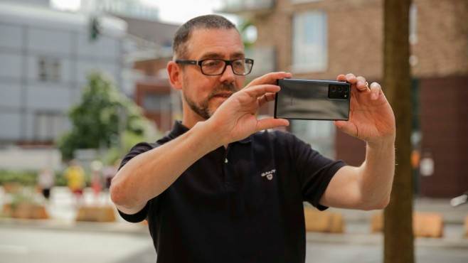 Samsung Galaxy Note 20 Ultra im Praxis-Test: Das bislang stärkste Smartphone aus Korea©COMPUTER BILD