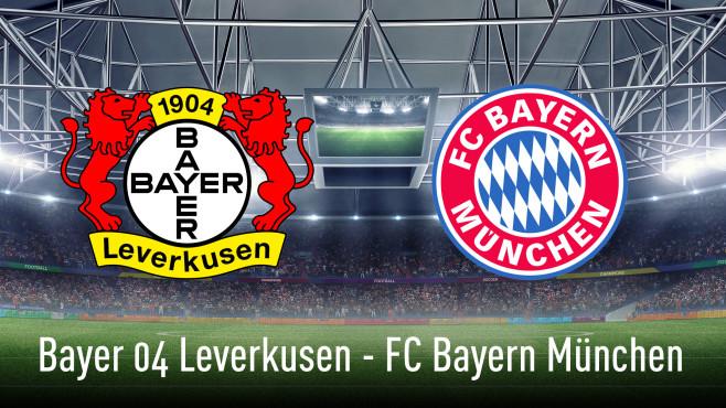 DFB-Pokal: Leverkusen – Bayern©iStock.com/Masisyan, Bayer 04 Leverkusen, FC Bayern München