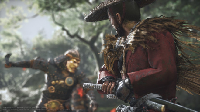 Ghost of Tsushima © Sucker Punch