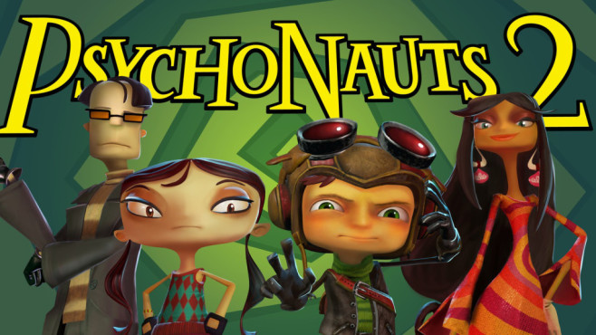 Psychonauts 2 © Double Fine Productions