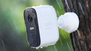 EufyCam 2C im Regen©Eufy