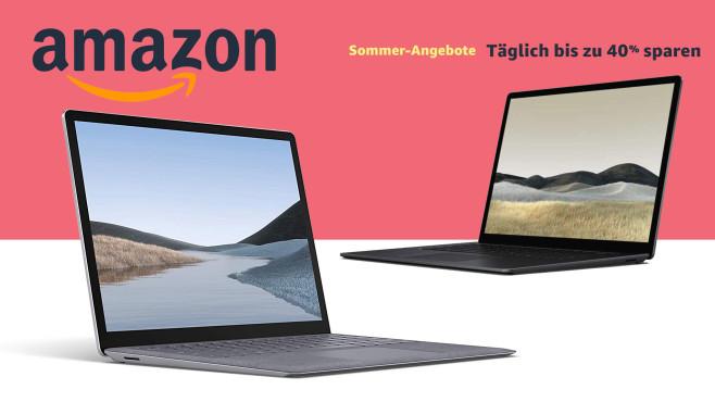 Amazon Summer Sale Microsoft Surface Laptop 3©Amazon
