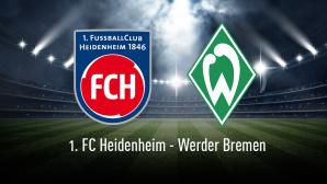 Relegation: Heidenheim – Bremen©iStock.com/eugenesergeev, SV Werder Bremen, 1. FC Heidenheim