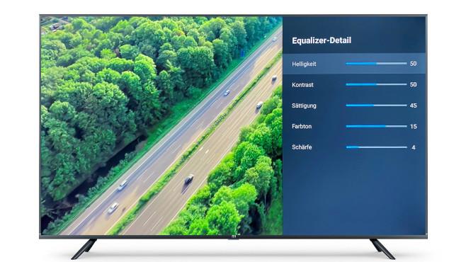 Xiaomi Mi TV 4S im Test: Für beste Bildqualität sind einige Menüeinstellungen erforderlich.©Xiaomi, COMPUTER BILD