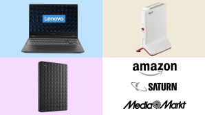 Amazon, Media Markt, Saturn: Die Top-Deals des Tages! © Amazon, Saturn, Media Markt, Lenovo, AVM, Seagate