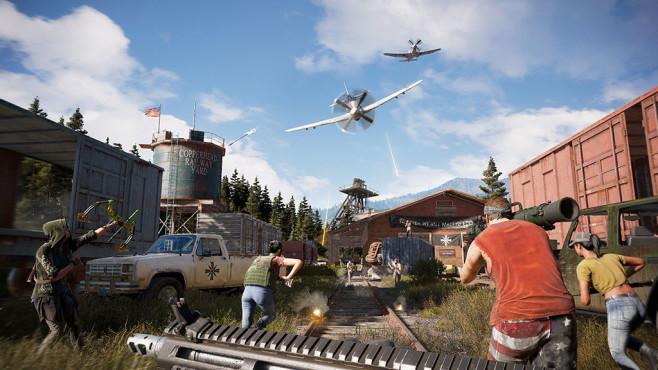 Far Cry 5©Ubisoft