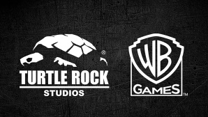Turtle Rock, Warner Bros Logo © Turtle Rock, Warner Bros Games