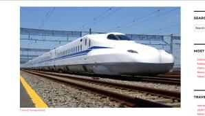 Shinkansen N700S©jrailpass.com