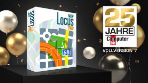 Locus Map Pro©iStock.com/Noppol Mahawanjam, iStock.com/Athiyada, Asamm Software