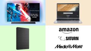 Amazon, Media Markt, Saturn: Die Top-Deals des Tages!©Amazon, Media Markt, Saturn, Philips, Acer, Seagate
