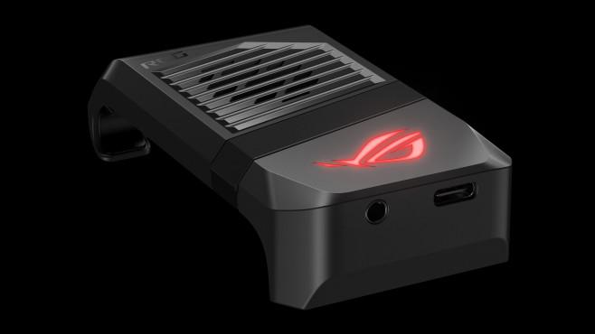 Asus Aero Active Cooler 3©Asus