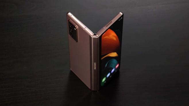Samsung Galaxy Z Fold2©Samsung