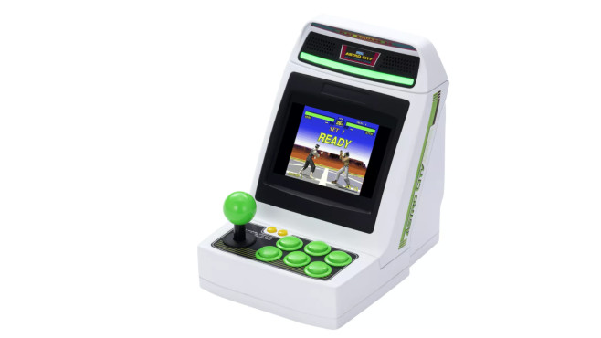 Astro City Mini © Sega/The Verge