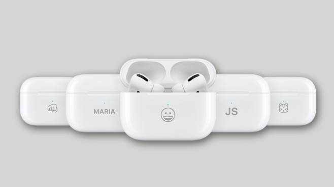 Apple AirPods 3 © Apple