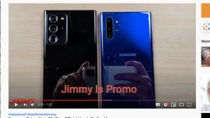 Samsung Galaxy Note 20 Ultra©youtube.com