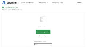 PDF-Seiten löschen