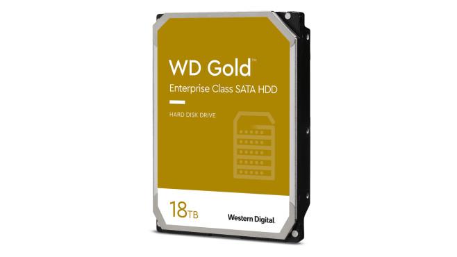 WD Gold 18 TB©Western Digital