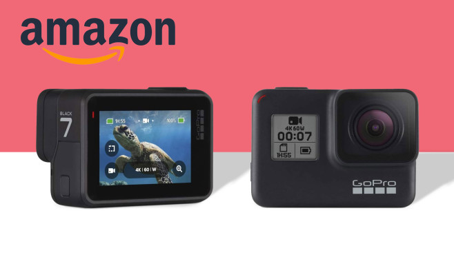 GoPro Hero7 bei Amazon © Amazon