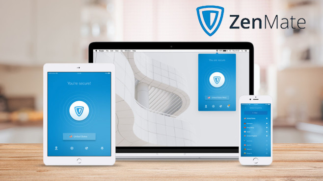ZenMate VPN: Erweiterung für Edge erhältlich ZenMate VPN gibt es jetzt auch als kostenlose Erweiterung für Microsoft Edge.©ZenMate/iStock.com/Nastco