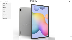 Samsung Galaxy Tab S7+©pigtou.com / Samsung