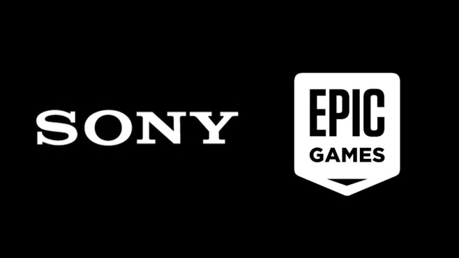 Sony / Epic Games: Logos © Sony / Epic Games