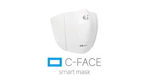 C-FACE Smart Mask © donut robotics