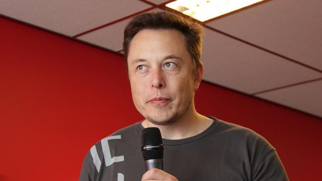 Elon Musk©Tesla Club Belgium / Flickr