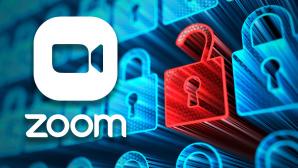 Sicherheitsl�cke bei Zoom©Zoom, iStock.com/JuSun