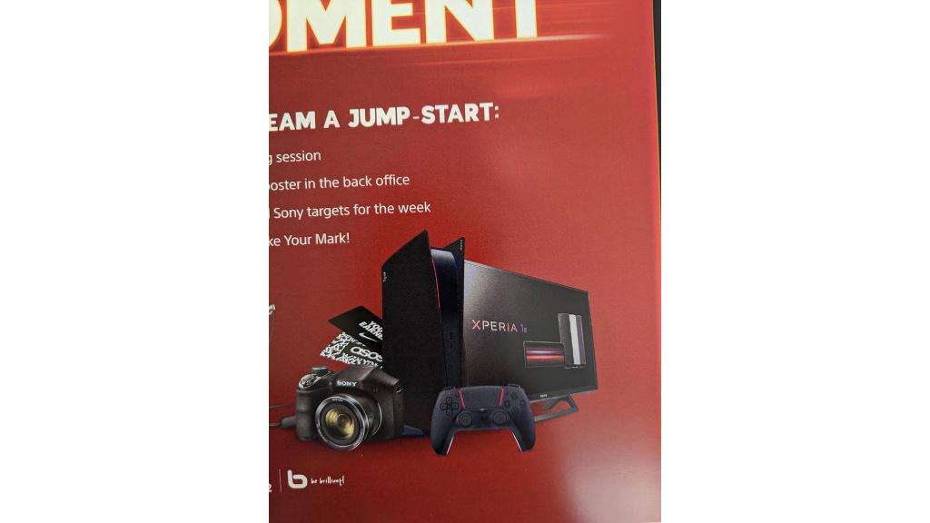 PlayStation 5: Zeigt dieses Promo-Bild eine schwarze Version?