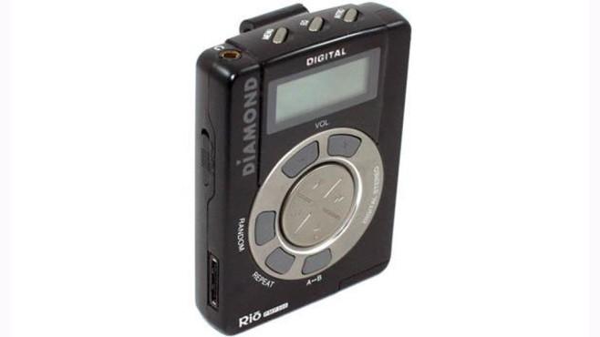 MP3-Player Diamond Rio©Diamond
