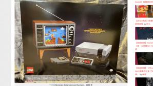 Lego NES©Lego, Nintendo / VJGamer.com.hk