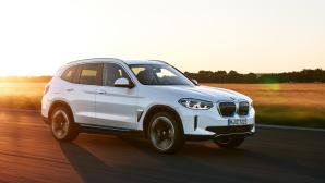 BMW iX3©BMW