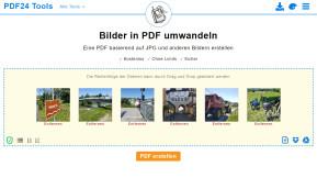 Bilder in PDF