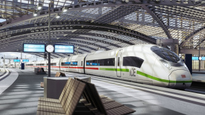 Deutsche Bahn: Frequenzdurchl�ssige Scheiben©Deutsche Bahn