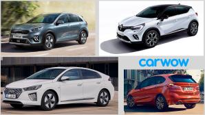 Plug-in-Hybride©Carwow, Hyundai, BMW, Kia, Renault