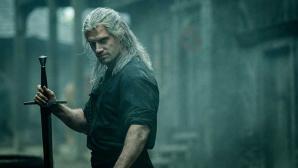"""Henry Cavill als """"The Witcher""""©Netflix"""