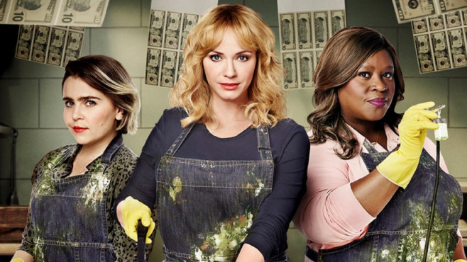 Good Girls Staffel 3 Netflix©NBC