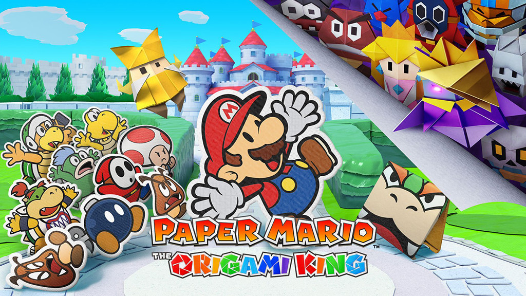 Paper Mario – The Origami King © Nintendo