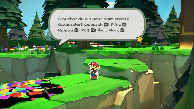 Paper Mario – The Origami King©Nintendo