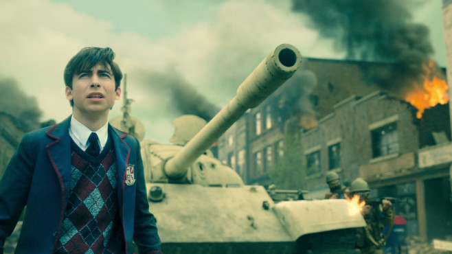 The Umbrella Academy Staffel 2 Netflix©Netflix