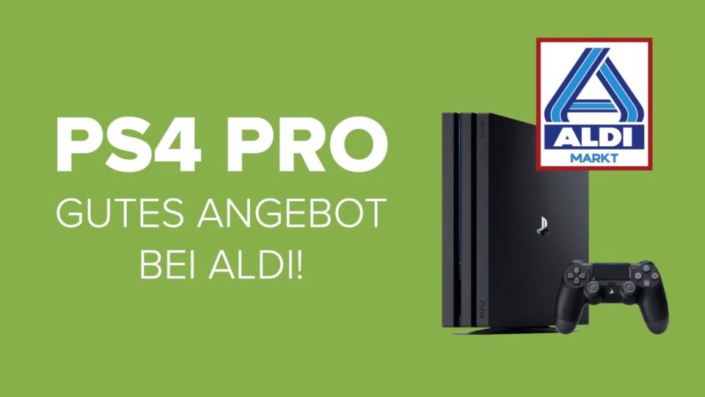 Playstation 4 Aldi Nord